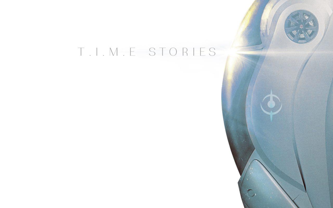 T I M E Stories Viajes En El Tiempo Gamificacion Abj