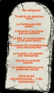 reglas de la ludificación